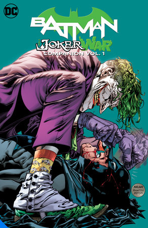 Batman: The Joker War Companion Vol. 1