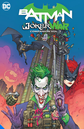 Batman: The Joker War Companion Vol. 2