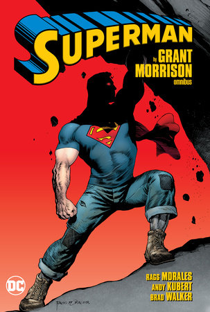 Superman by Grant Morrison Omnibus