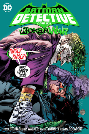Batman: Detective Comics Vol. 5: The Joker War