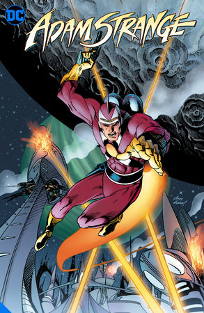 Adam Strange: Between Two Worlds Deluxe Edition