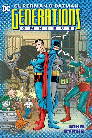 Superman & Batman: Generations Omnibus