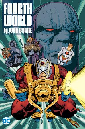 Fourth World by John Byrne Omnibus