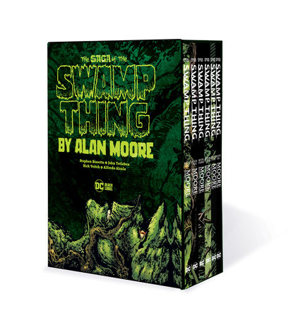 Saga of the Swamp Thing Box Set