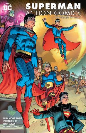 Superman: Action Comics Volume 5: House of Kent