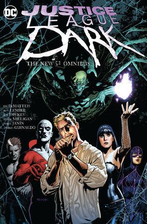 Justice League Dark: The New 52 Omnibus