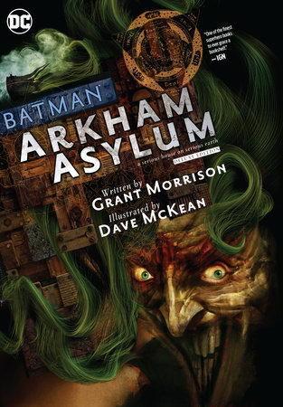 Batman: Arkham Asylum The Deluxe Edition
