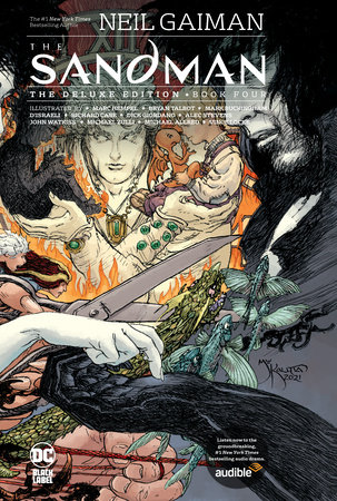 The Sandman: The Deluxe Edition Book Four