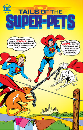 Tails of the Super Pets