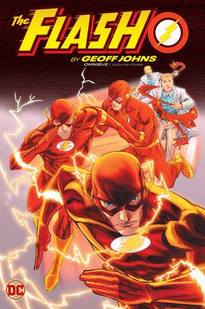 The Flash by Geoff Johns Omnibus Vol. 3