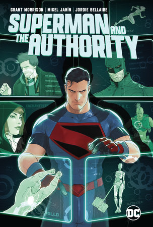 Superman & The Authority