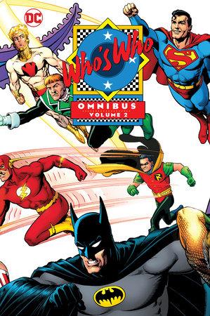 Who's Who Omnibus Vol. 2
