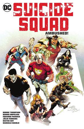 Suicide Squad Vol. 2: Ambushed!