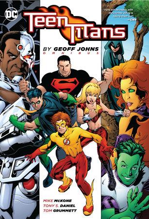 Teen Titans by Geoff Johns Omnibus (2022 edition)