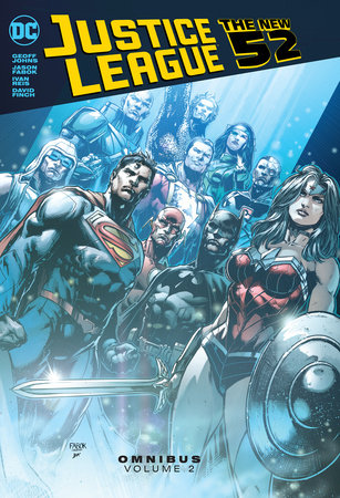 Justice League: The New 52 Omnibus Vol. 2