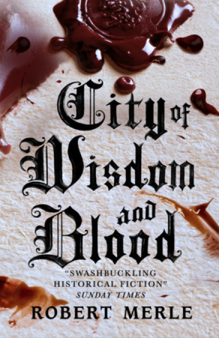 City of Wisdom and Blood