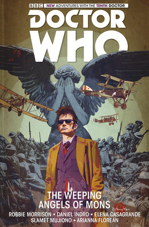 Doctor Who: The Tenth Doctor Vol. 2: The Weeping Angels of Mons