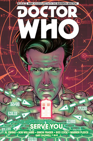 Doctor Who: The Eleventh Doctor Vol. 2: Serve You