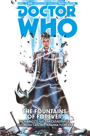 Doctor Who: The Tenth Doctor Vol. 3: The Fountains of Forever