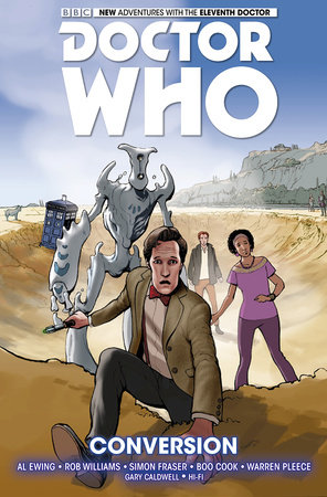Doctor Who: The Eleventh Doctor Vol. 3: Conversion