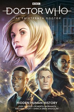 Doctor Who: The Thirteenth Doctor Vol. 2: Hidden Human History