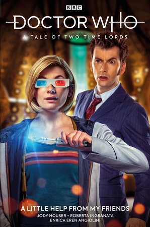 Doctor Who: A Tale of Two Time Lords Volume 2.1