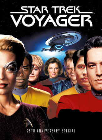 Star Trek: Voyager 25th Anniversary Special Book