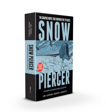 Snowpiercer 1-3 Boxed Set