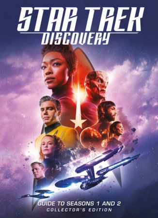 Star Trek Discovery: Guide to Seasons 1 and 2 Collector's Edition Book