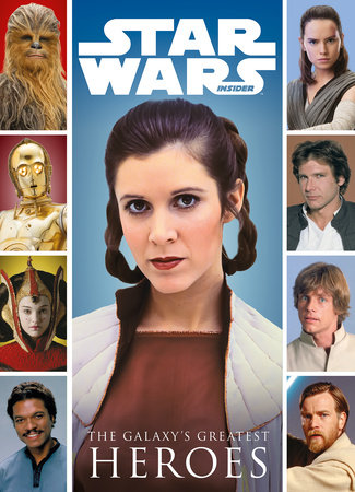 Star Wars: The Galaxy's Greatest Heroes
