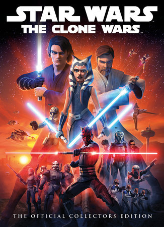 Star Wars: The Clone Wars: The Official Companion Book