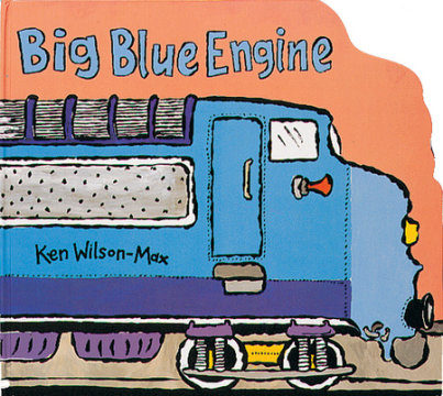 Big Blue Engine - Written by Ken Wilson-Max
