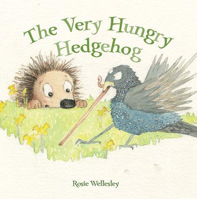 The Very Hungry Hedgehog