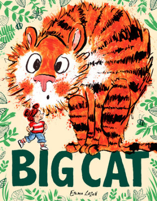 Big Cat - Written by Emma Lazell