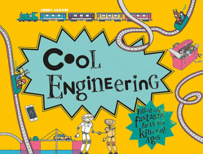 Cool Engineering - Written by Jenny Jacoby and Jem Venn