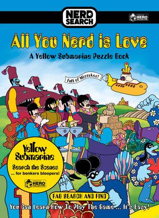 The Beatles Nerd Search: Yellow Submarine
