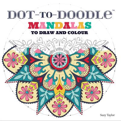 Dot-to-Doodle Mandalas