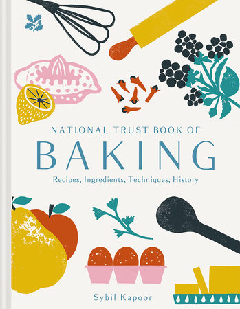 The National Trust Book of Baking