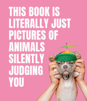 This Book is Literally Just Pictures of Animals Silently Judging You - Edited by Smith Street Books