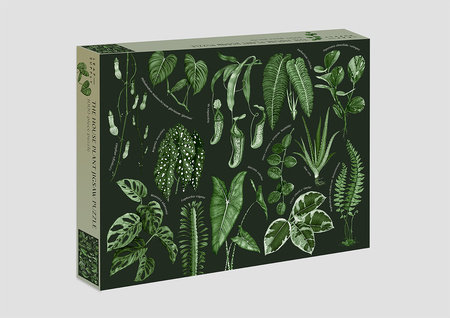 Leaf Supply: The House Plant Jigsaw Puzzle