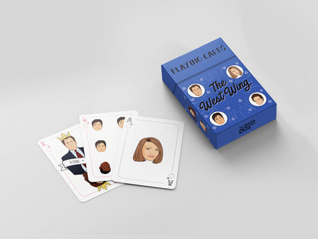 The West Wing Playing Cards