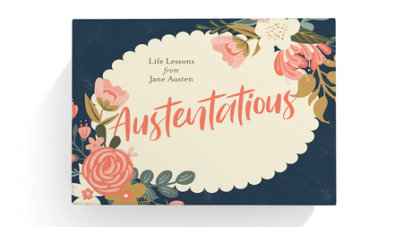 Austentatious Deck of Cards - Author Avery Hayes