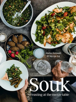 Souk - Written by Nadia Zerouali and Merijn Tol