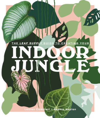 The Leaf Supply Guide to Creating Your Indoor Jungle - Written by Sophia Kaplan and Lauren Camilleri