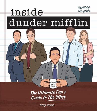 Cover image for Inside Dunder Mifflin