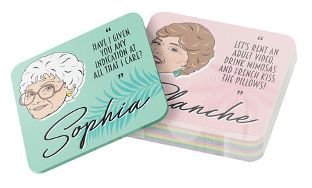 The Golden Girls Drink Coasters