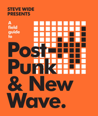 A Field Guide to Post-Punk & New Wave - Author Steve Wide