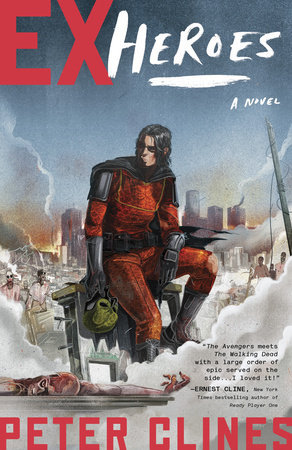 Ex-Heroes book cover