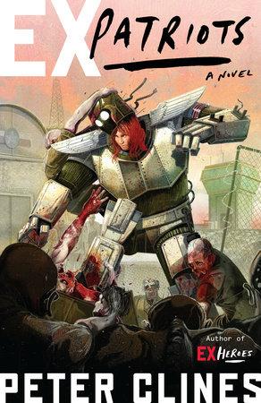 Ex-Patriots book cover