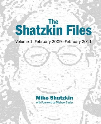 The Shatzkin Files | Volume 1 (POD)